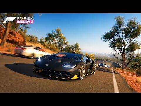 [GMV] Forza Horizon - Sweet Dreams (Holderz Remix) [HD]