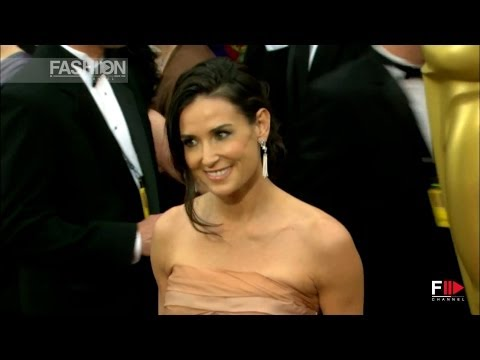 """HAPPY BIRTHDAY DEMI!!!!"" Demi Moore Style by Fashion Channel"