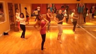 Halkat jawani & Radha practice
