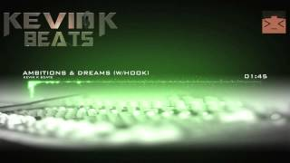 Kevin K Beats | Ambitions & Dreams (w/HOOK) - Drake / Noah Shebib 40 Type Beat -