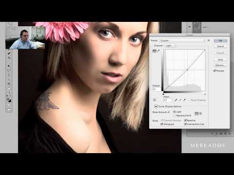 Secrets to Model Images with Photoshop