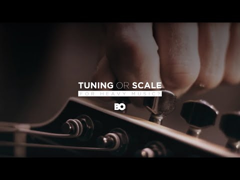 BARITONE • A tuning or a scale length? (NERDY stuff)