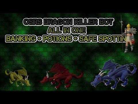 Green dragon bot