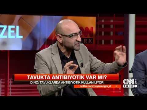 Nejat Dinç: Tavuklarda antibiyotik kullanılıyor