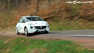 Opel Motorsport Test - 2017 [HD]