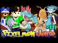 Pixelmon Johto #11 // Todas as Insignias !!!