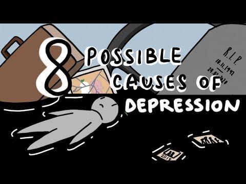 8 Reasons Why You Feel Depressed