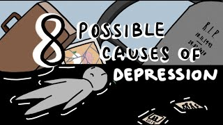 8 Possible Causes Of Depression
