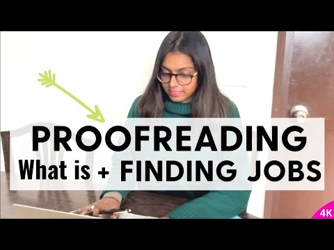 WHAT IS PROOFREADING? PROOFREADING JOBS FROM HOME 2021 For India | WORK FROM HOME