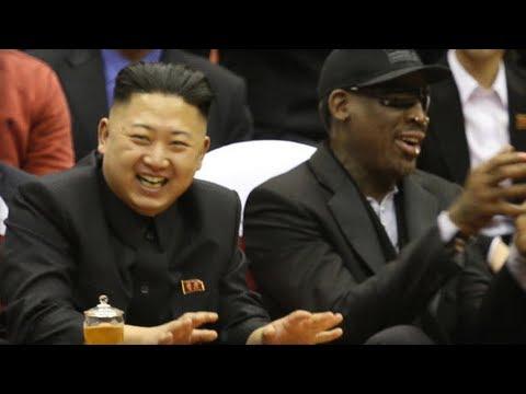 Dennis Rodman and Kim Jong Un - 'Friends For Life!?'