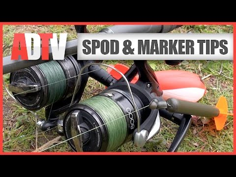 Spod & Marker Tips - How To - Beginners Guide