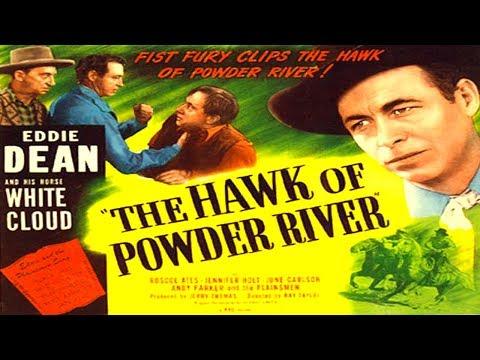 Hawk of Powder River / 1948