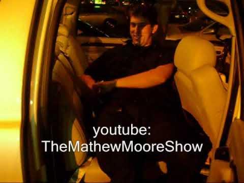 Mathew Moore Belts Himself In