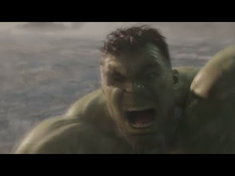 Download Hulk VS Wolf Fight Scene - THOR Ragnarok movie clip thamizhan| 4K HD