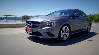 Mercedes-Benz of El Paso C300 CLA GLA Under $300/month Special April 2018 [HD]