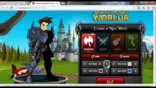Comment Créer un Compte dans les Mondes AQ
