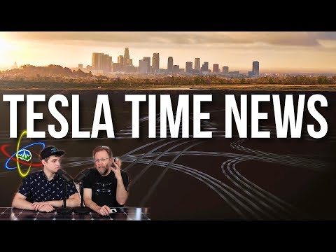 Tesla Time News - Get In The Loop!