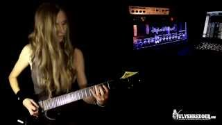 ALIEN ANT FARM - Smooth Criminal Riffs - Cover by Julyshredder