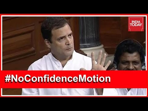 Congress Considering Walking Out During No Confidence Vote
