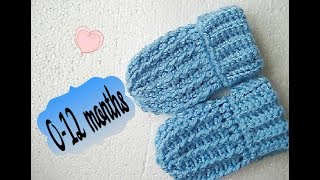 Easy crochet Baby Mittens gloves tutorial mitts 0-12 months Happy Crochet Club
