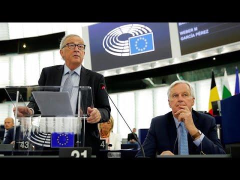 الاتحاد الأوروبي يحث لندن على التفاوض بجدية وبولندا تدعو مواطنيها في بريطانيا للعودة …  - نشر قبل 59 دقيقة