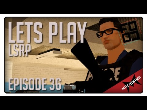 [LS-RP] Let's Play - Episode 36 - Live! New Stream Rules!
