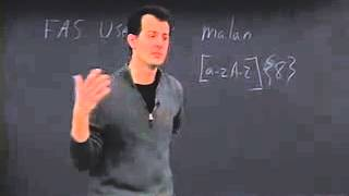 Lecture 2: PHP, Continued - CSCI E-75 Spring 2009 - Harvard Extension School