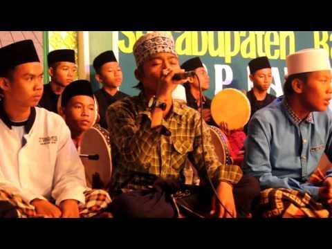 Pembukaan RMI-NU 2017 di pondok pesantren Mambaul Huda Krasak