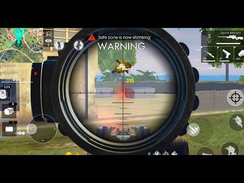 Duo Vs Squad AWM Sniping Master - Garena Free Fire- Total Gaming