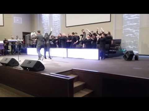 Los Pentecostal De Weslaco Texas Choir January. 5, 2017 In Concert .