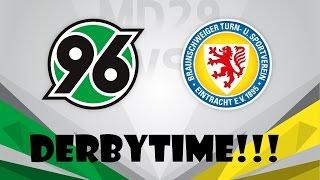 Hannover 96 VS. Eintracht Braunschweig [DERBYTIME] | SPIEL DES JAHRES! #Stadion V-Log
