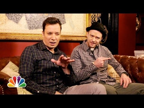 """#Hashtag"" with Jimmy Fallon & Justin Timberlake (Late Night with Jimmy Fallon)"