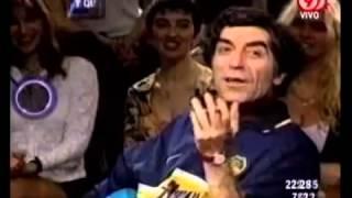 Duro de Domar - Seducción en TV: Alfano también le cumplió el sueño a Sabina 04 07 11