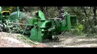 Homemade Wood Chipper