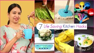 7 Life Saving NEW YEAR Kitchen Hacks  ClubFactory  #ClubNewYearSale #MyMissAnand #CookWithNisha
