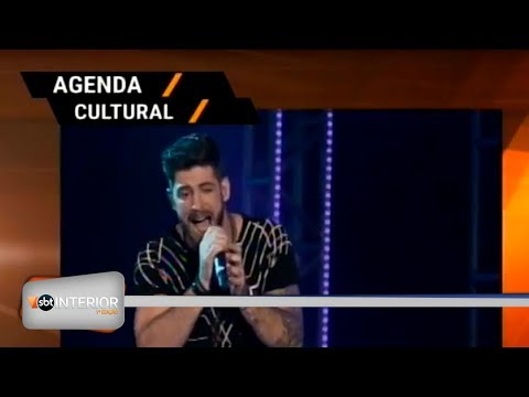 Agenda Cultural: as dicas de lazer e cultura para o fim de semana na região