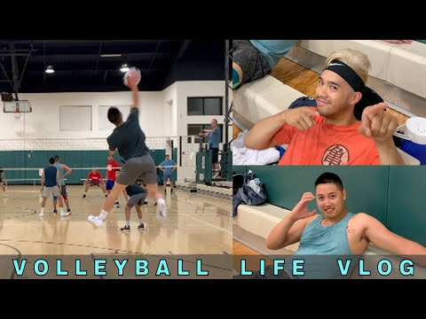 first-night-at-ivl-men's-open-2019-|-volleyball-life