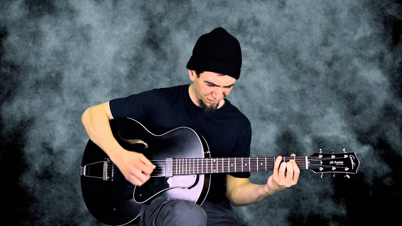benedetto s 6 jazz guitar pickup youtube. Black Bedroom Furniture Sets. Home Design Ideas