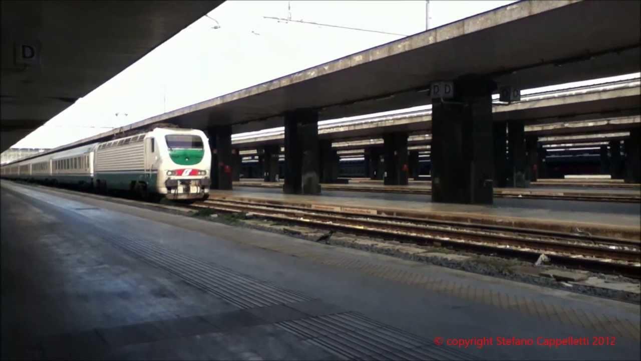 Trenitalia intercity 510 salerno torino porta nuova in - Orari treni milano torino porta nuova ...