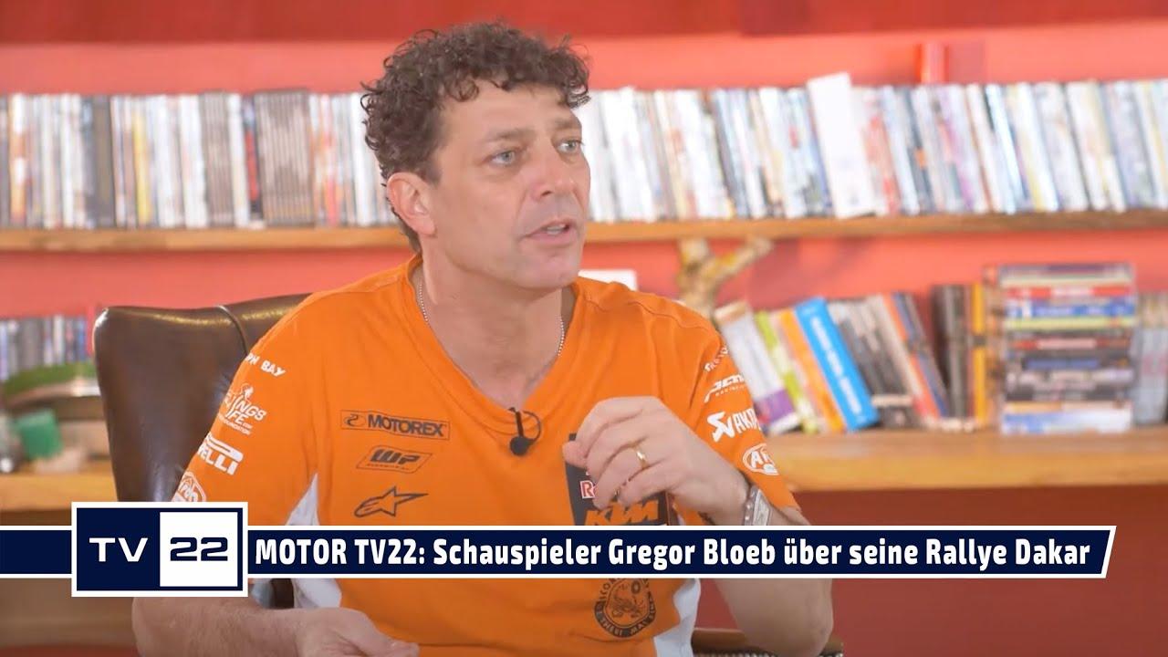 Gregor Bloéb und seine Rally Paris Dakar
