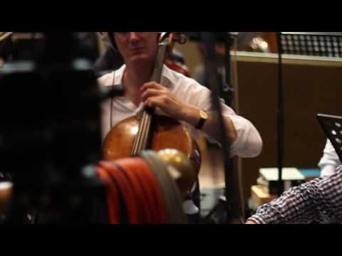 Evan MacDonald Conducts Wrapped at AIR Studios