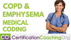 COPD and Emphysema Medical Coding