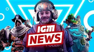 IGM News: Взлом Assassin's Creed и чистка Dota 2