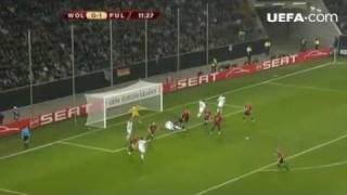 Wolfsburg x Fulham - Golos - 2ª Fase