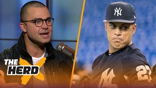Nick Swisher talks Dodgers, Cubs, Yankees, Nationals on 2018 MLB Opening Day | THE HERD