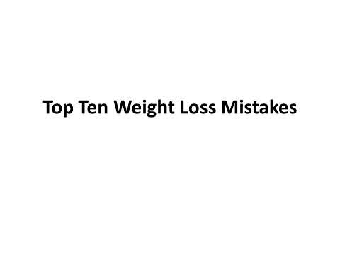 Easy ways to lose weight at home fast