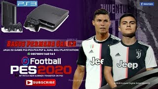eFootball PS3 PES 2020 NF Patch Summer 19-20
