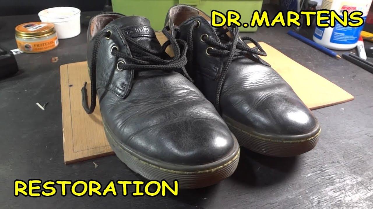 doc martens thrift store