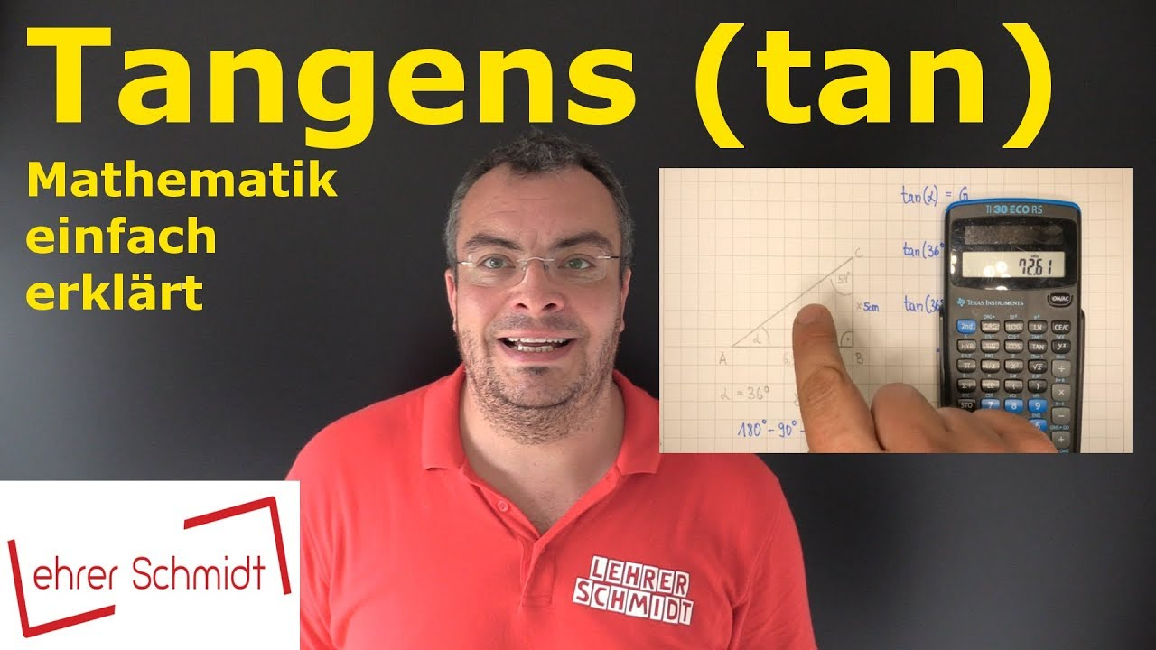 tangens tan winkelfunktion trigonometrie. Black Bedroom Furniture Sets. Home Design Ideas