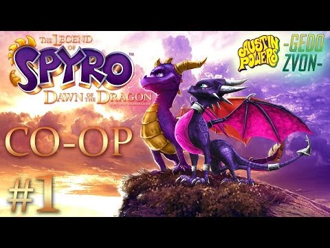The Legend of Spyro: Dawn of the Dragon #1 - Кинг